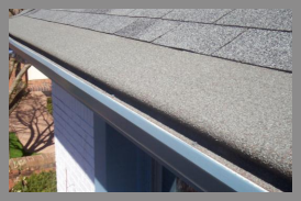 Stone Coat Roofing Products Gutter Protection Ice